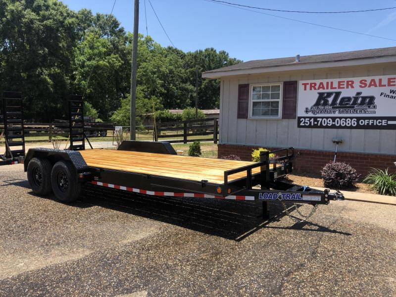 2020 Load Trail 83X20 Car / Equipment Trailer