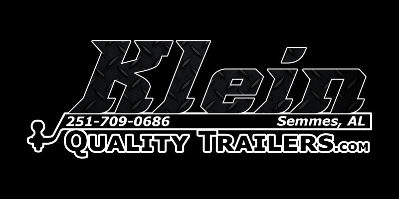 2020 Bye Rite 6X14 Tandem Axle Utility Trailer