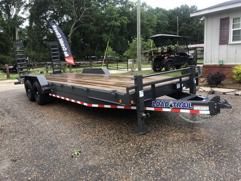 2020 Load Trail 83X24 Equipment Trailer