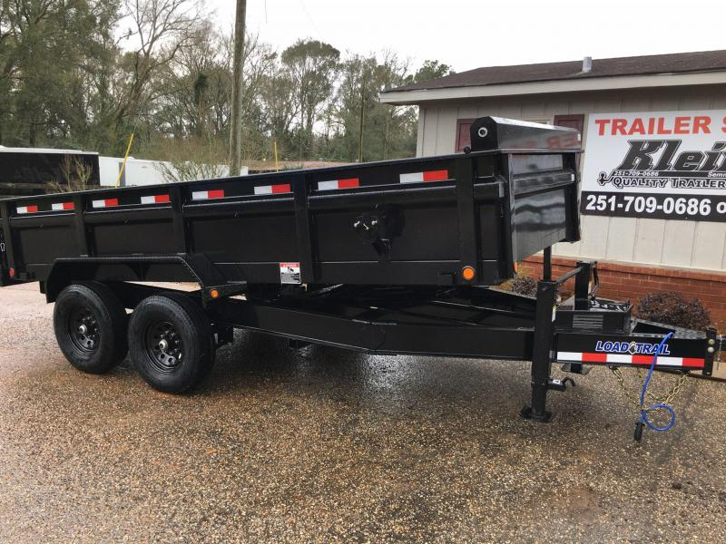 2020 Load Trail 83x16x2 Dump Trailer