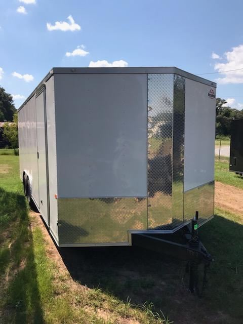 2020 Rock Solid Cargo 8.5x20 TA Enclosed Cargo Trailer