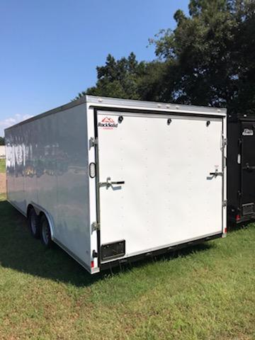 2020 Rock Solid Cargo 8.5x20 TA Enclosed Cargo Trailer