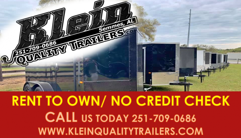 2020 Other All Trailers on Lot Enclosed Cargo Trailer
