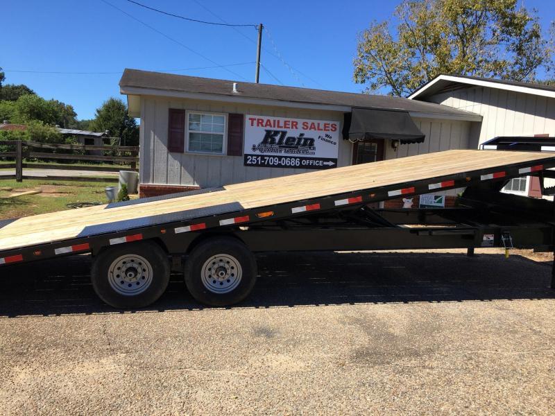 2020 Load Trail Tilt Gooseneck 102x26 Equipment Trailer