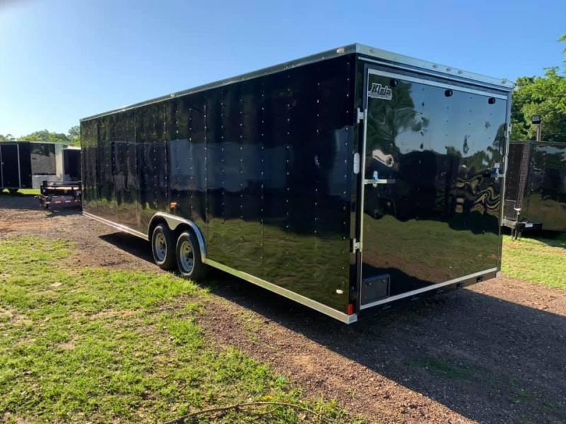 2020 Rock Solid Cargo 8.5x28 Enclosed Cargo Trailer
