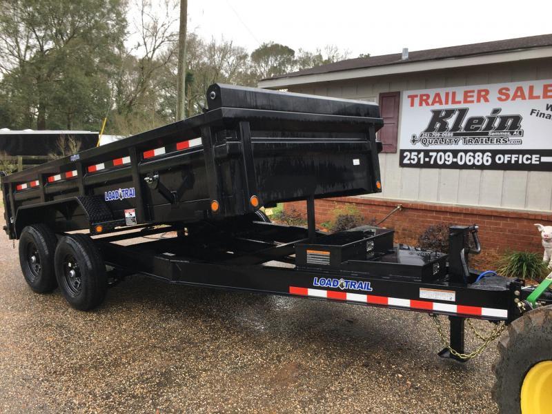 2020 Load Trail 83x14x2 Dump Trailer