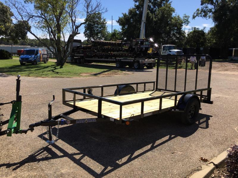 2020 Load Trail SE03 - Single Axle Landscape 77 x 12 Utility Trailer
