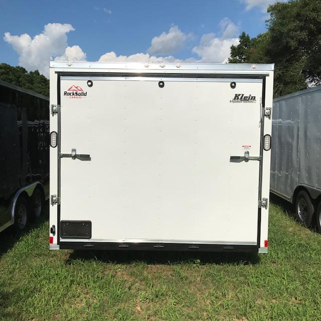2020 Rock Solid Cargo 8.5x20 CH Enclosed Cargo Trailer