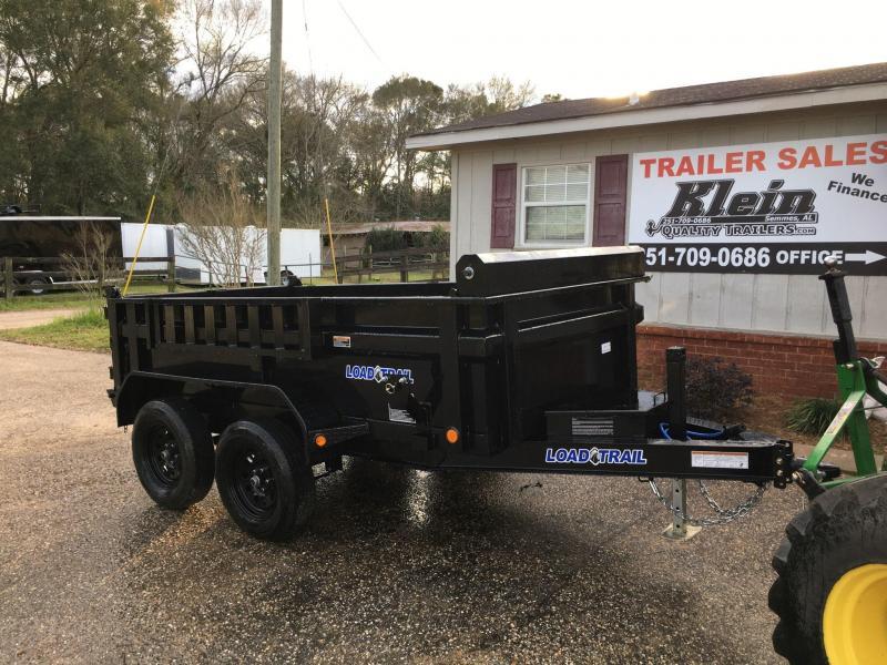 2020 Load Trail 60x10 Dump Trailer