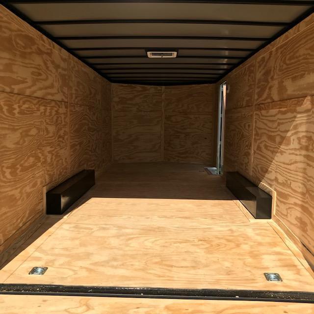 2020 Rock Solid Cargo 8.5x20 5200lb Axles Enclosed Cargo Trailer