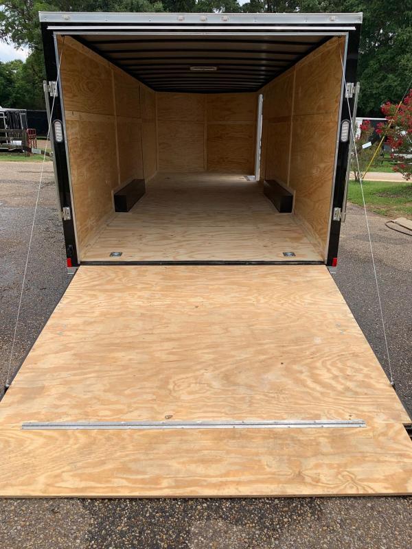2020 Rock Solid Cargo 8.5x24 TA Enclosed Cargo Trailer