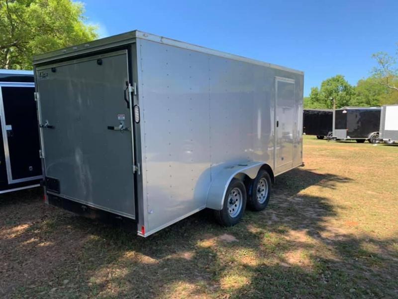 2020 Rock Solid Cargo 7x16 TA Enclosed Cargo Trailer