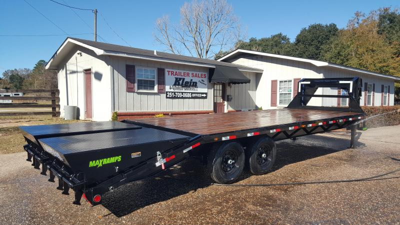 2020 Load Trail 102x25 Gooseneck Equipment Trailer