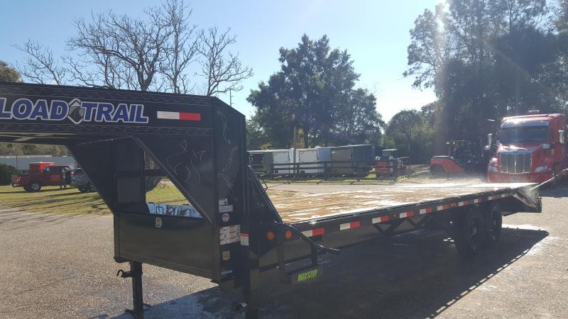 2020 Load Trail 102x25 Gooseneck Equipment Trailer