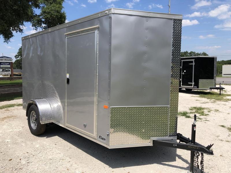 2020 Rock Solid Cargo 6X12 SA Enclosed Cargo Trailer