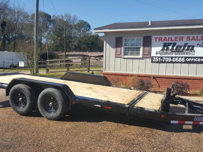 2020 Load Trail 83x18 TILT TRAILER Equipment Trailer
