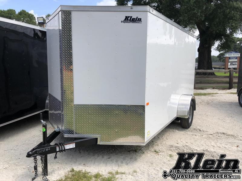 2020 Rock Solid Cargo 7X12 SA Enclosed Cargo Trailer