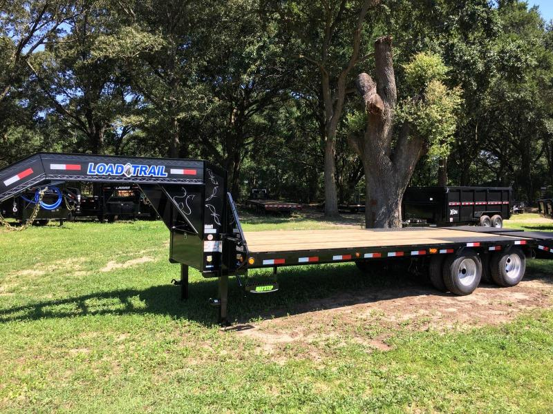 2019 Load Trail 102X25 Gooseneck Equipment Trailer