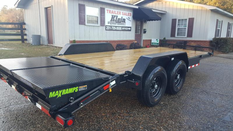 2020 Load Trail 83x20 Tandem Axle Equipment Trailer