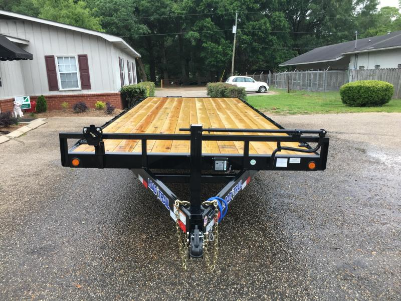 2020 Load Trail DK07 - Pintle Hook Deck Over 102 x 20 Equipment Trailer