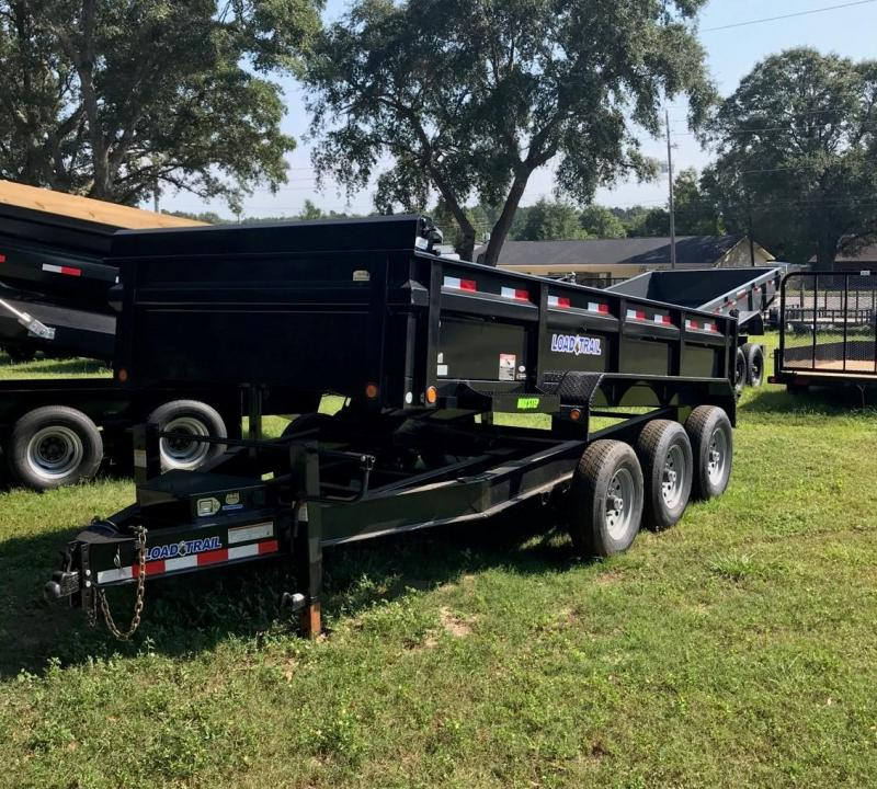 2019 Load Trail 83x16 Triple Axle Dump Trailer