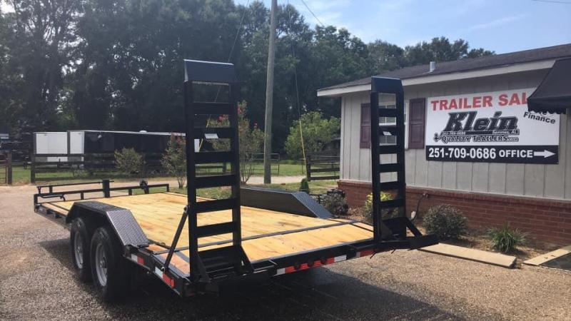 2019 Load Trail 102x20 Tandem Axle Car / Racing Trailer