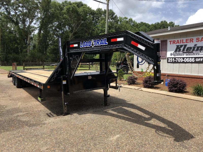 2020 Load Trail 8.5X34 Equipment Trailer
