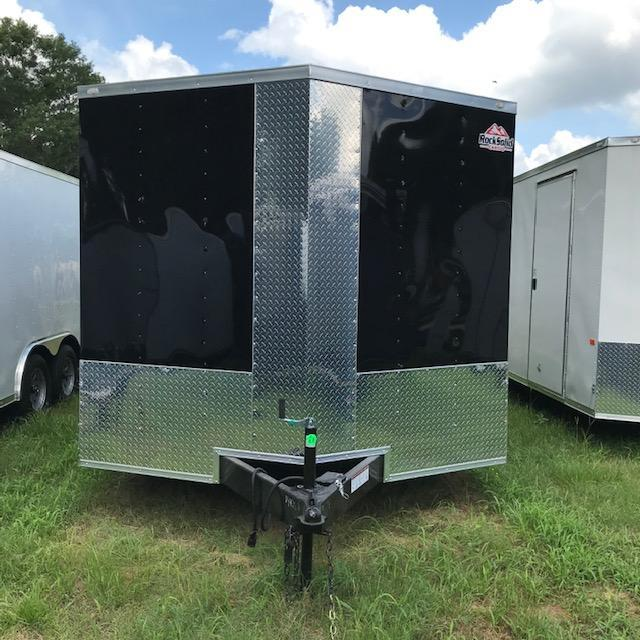 2020 Rock Solid Cargo 8.5X16 Tandem Axle Enclosed Cargo Trailer