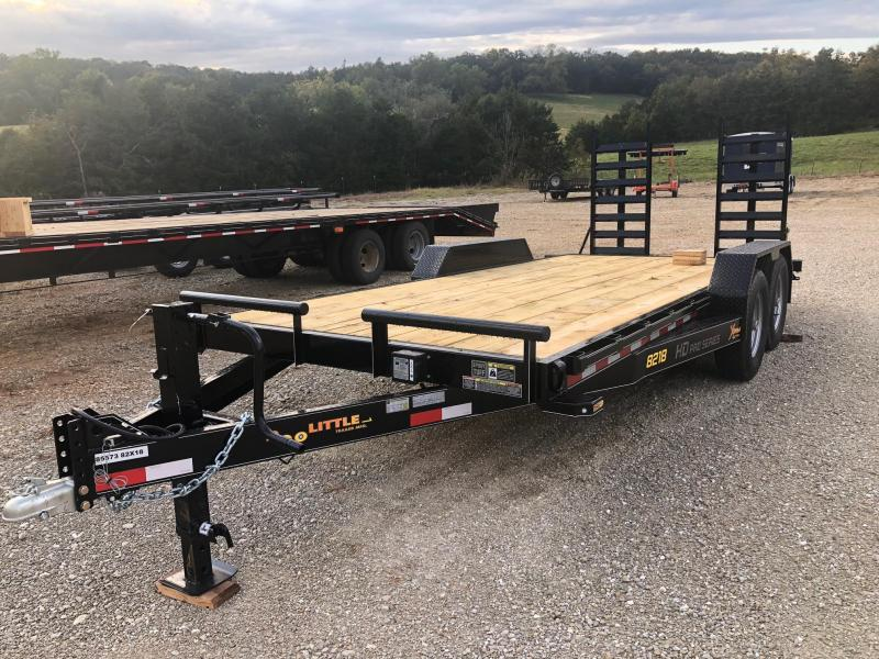 2020 Doolittle Trailers 82x18 Xtreme Equipment Trailer