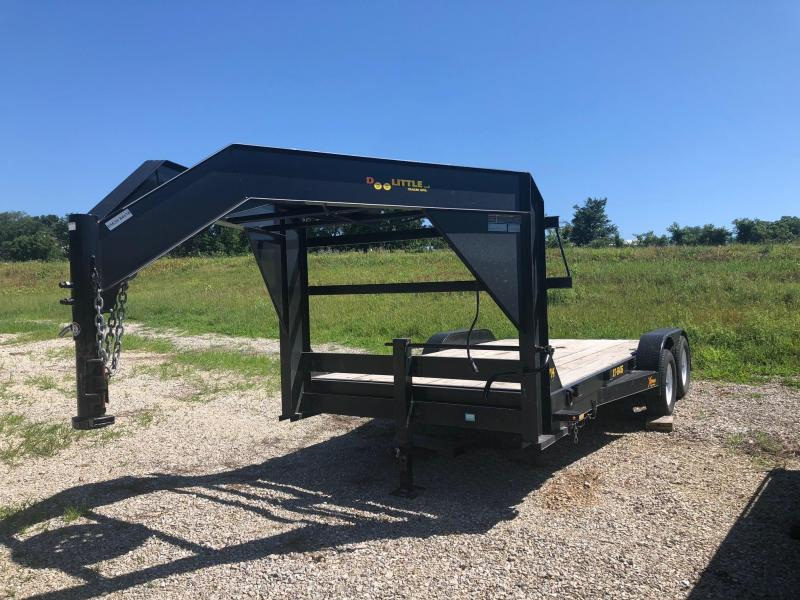 2016 Doolittle Trailers 84x16 Xtreme Equipment Trailer