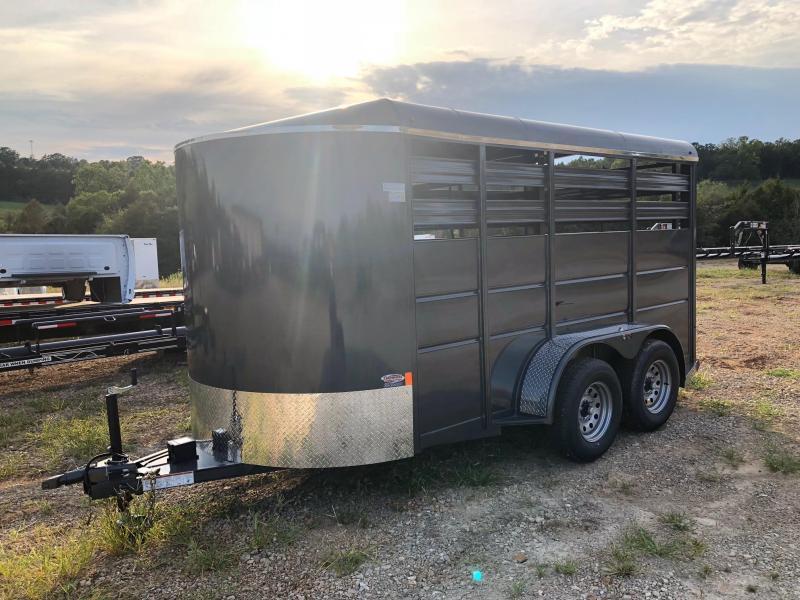 2020 Delta 500 ES Livestock Trailer