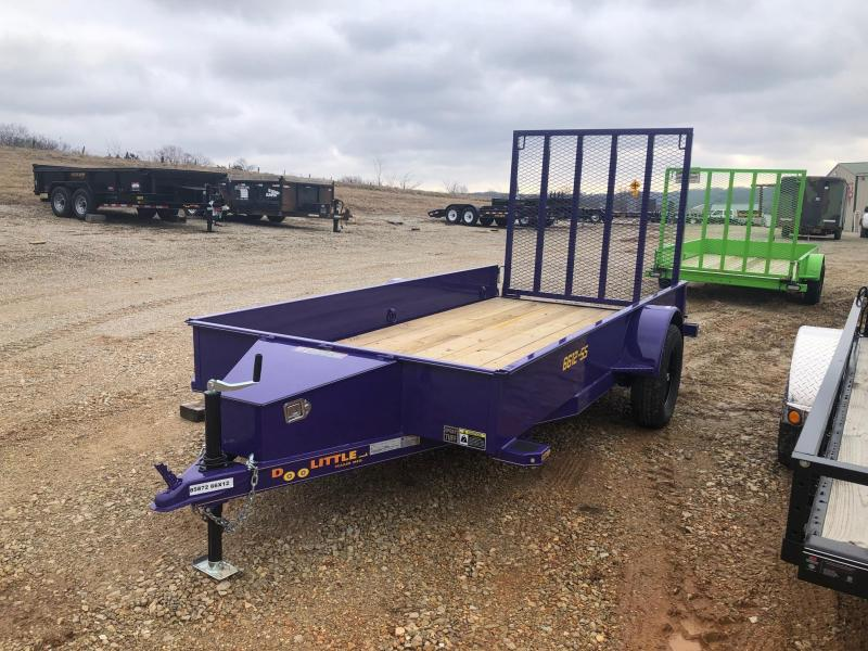 2020 Doolittle Trailers 66x12 Single Axle Utility