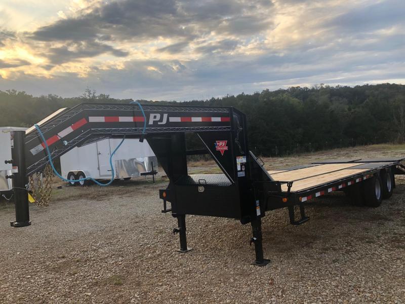 2020 PJ Trailers 8.5x25 Flatbed Trailer