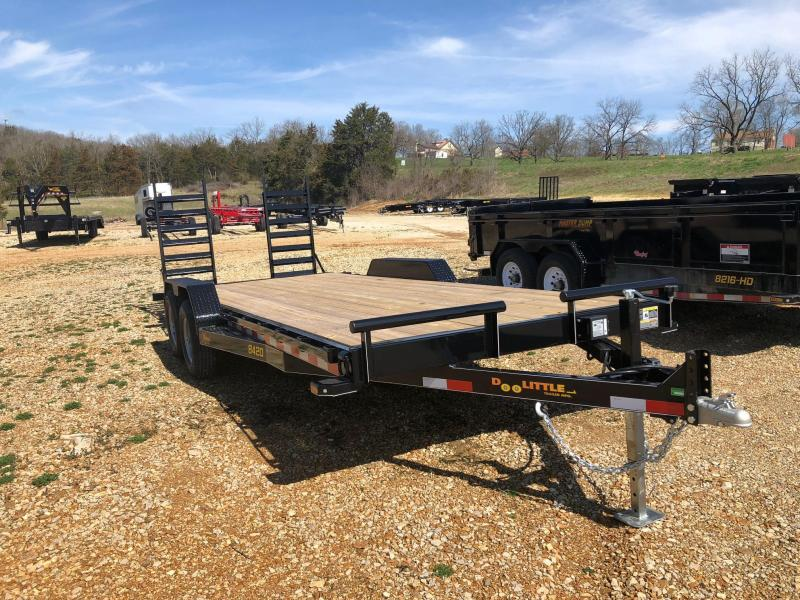 2018 Doolittle Trailers 84x20 Xtreme Equipment Trailer