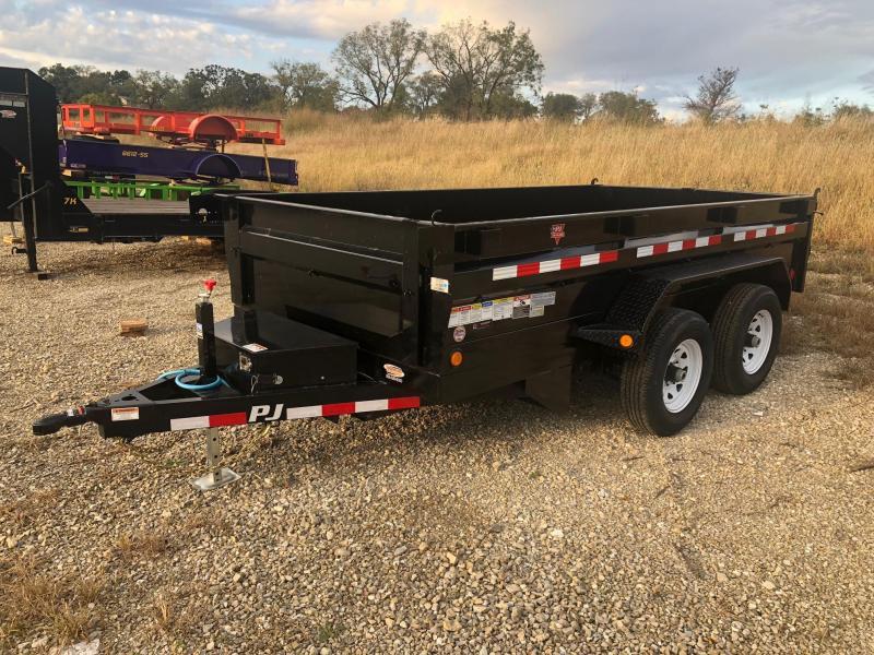 2020 PJ 72x12 Dump Trailer