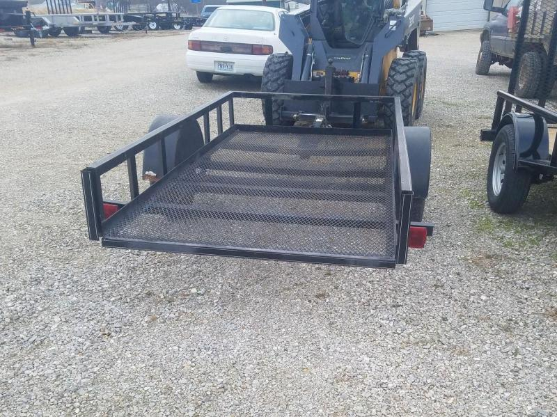 Used 2003 River Craft 5x10 Utility Trailer
