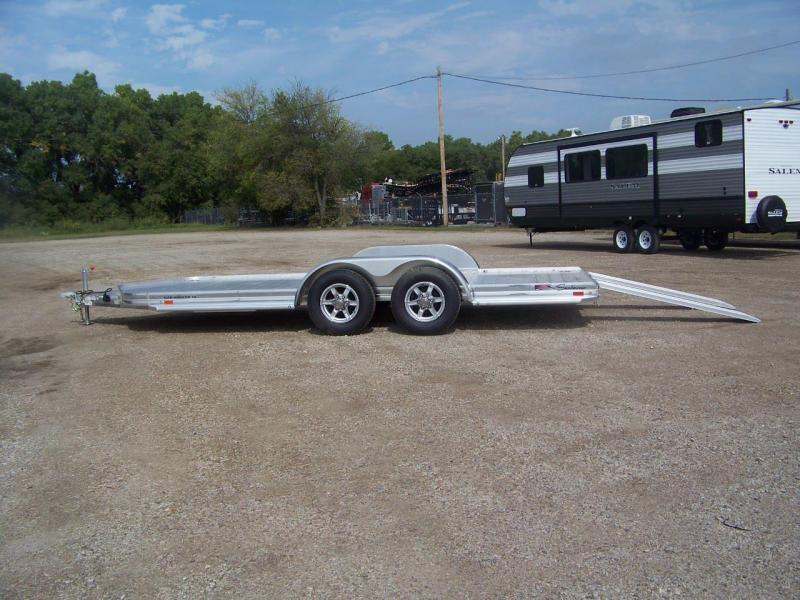 2019 Sundowner 19' CH19BP Open Car Trailer / Racing Trailer