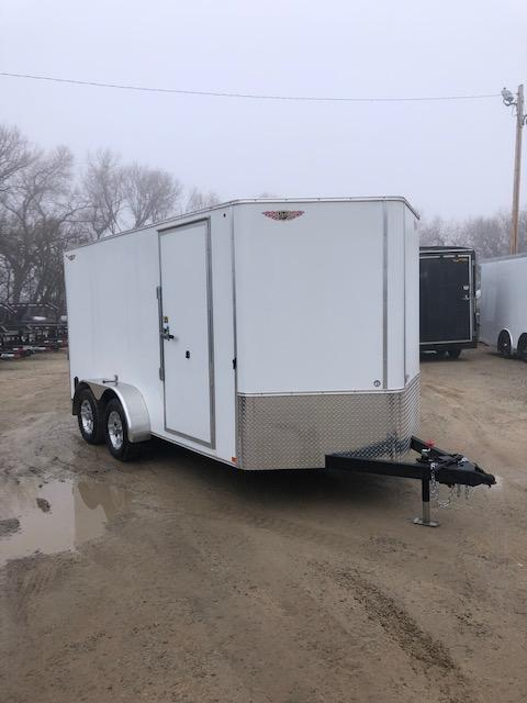 2020 H & H Trailers H8414TFTV-070 Enclosed Cargo Trailer