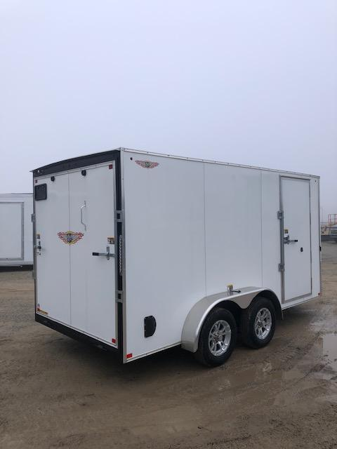 2020 H & H Trailers H8414TFTV-070 Enclosed Cargo Trailer