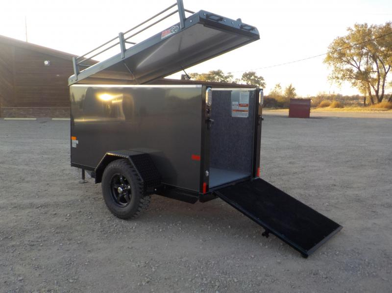 2020 Sundowner Trailers MG4X8 Enclosed Cargo Trailer