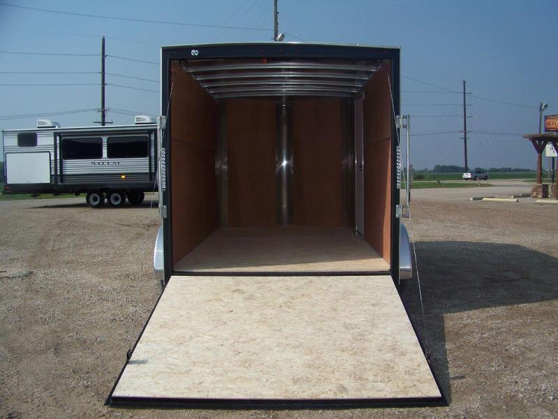 2020 H & H Trailers H8412TFTV-070 Enclosed Cargo Trailer