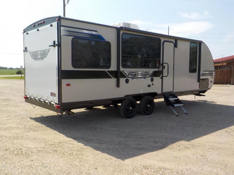 2020 Forest River SALEM FSX 260RTX Toy Hauler Travel Trailer