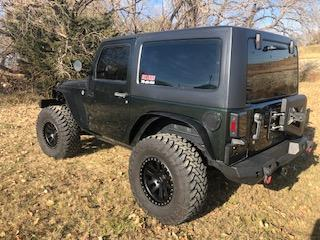 2011 Jeep Wrangler Sport 2 Door 4wd SUV