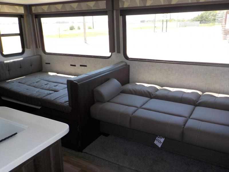 2020 Forest River SALEM 26DBUD Travel Trailer