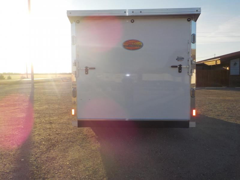 2020 Sundowner Trailers RCS20BP Car / Racing Trailer