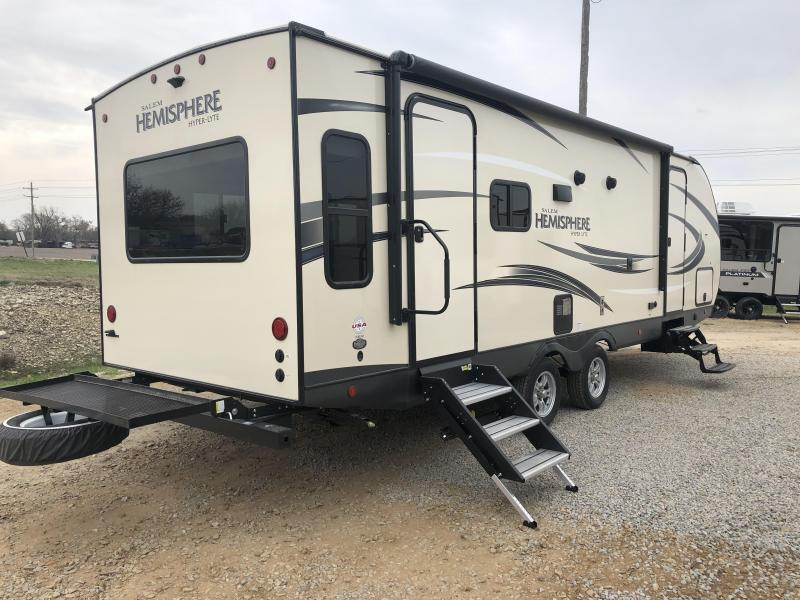 2019 Forest River SALEM HEMISPHERE 26RLHL Travel Trailer
