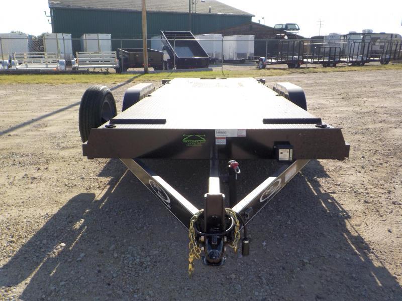 2018 Quality Steel 20' TILT Car / Racing Trailer