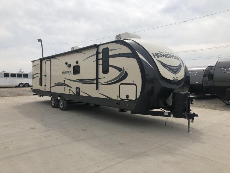 2019 Forest River Salem Hemisphere 322BH Travel Trailer
