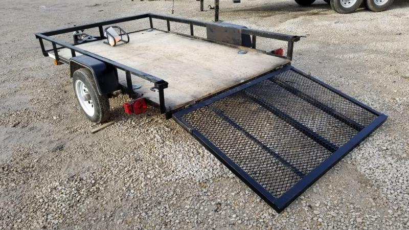 2017 Carry-On 5x8 Utility Trailer w/Gate 2k