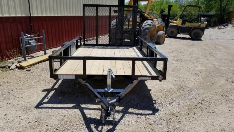 FOR RENT ONLY #18 5x10 Sure Trac Utility Trailer